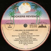 Rockers Revenge - Walking on Sunshine