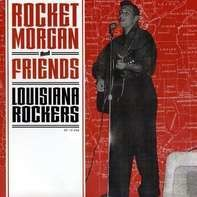 ROCKET & FRIENDS MORGAN - LOUISIANA ROCKERS
