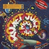 Rocket Juice & The Moon - Rocket Juice & the Moon