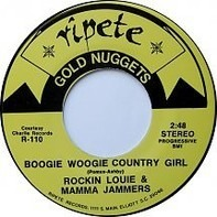 Rockin' Louie And The Mamma Jammers - Boogie Woogie Country Girl