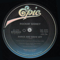 Rockin' Sidney - Dance And Show Off