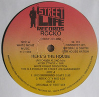 Rocko - Here's The House