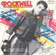 Rockwell - Somebody's Watching Me / Instrumental
