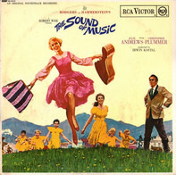 Rodgers & Hammerstein Starring Julie Andrews • Christopher Plummer Conducted By Irwin Kostal - The Sound Of Music (An Original Soundtrack Recording)