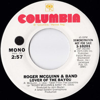 Roger McGuinn - Lover Of The Bayou