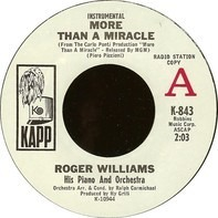 Roger Williams & His Orchestra - More than a Miracle