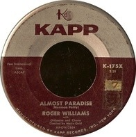 Roger Williams - Almost Paradise