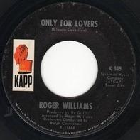 Roger Williams - Only For Lovers / Theme For 'Elvira'