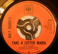 Roly Daniels - Take A Letter Maria