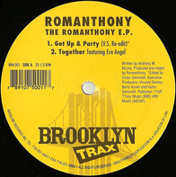 Romanthony - The Romanthony E.P.