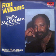 Ron Williams - Hello Mr. Frieden