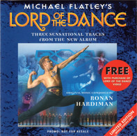 Ronan Hardiman - Michael Flatley's Lord Of The Dance - Three Sensational Tracks From The New Album