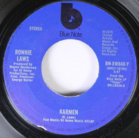 Ronnie Laws - Karmen / All The Time