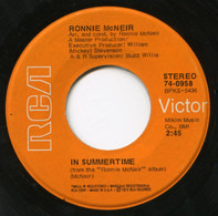 Ronnie McNeir - In Summertime / Keep Your Hands Off My Lady