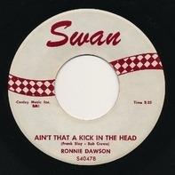 Ronnie Dawson - Hazel  / Ain't That A Kick In The Head