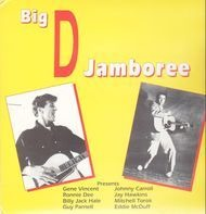 Ronnie Dee, Eddie McDuff, Gene Vincent - Big D Jamboree
