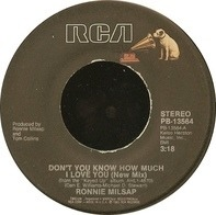 Ronnie Milsap - Don't You Know How Much I Love You
