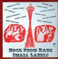 Ronny Hines, Freddie Flynn, Macey Ross - Rock From Rare Small Labels