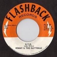 Ronny & The Daytonas - G.T.O. / Hot Rod Baby
