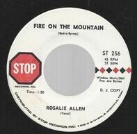 Rosalie Allen - Fire On The Mountain