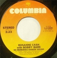 Rosanne Cash With Bobby Bare - No Memories Hangin' Round