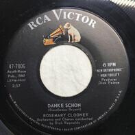 Rosemary Clooney - Danke Schon / Swing Me