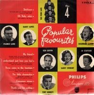 Rosemary Clooney, harry James, a.o. - Popular Favorites Vol. 4