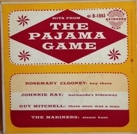 Rosemary Clooney / Johnnie Ray / Guy Mitchell / The Mariners - Hits From The Pajama Game