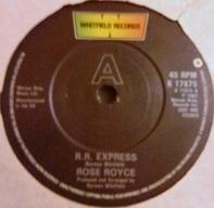 Rose Royce - R.R. Express