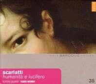 Rossana/Biondi,Fabio/Europa Galante Bertini - Humanita e lucifero