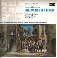 Rossini/ M. Brediceanu, V. Teodorian, M. Ianculescu a.o. - Der Barbier von Sevilla