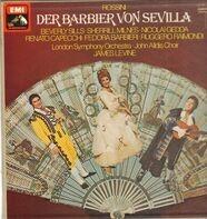 Rossini/ J. Levine,London Symphony Orchestra, John Alldis Choir, N. Gedda, R. Raimondi - Der Barbier von Sevilla