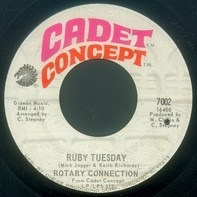 Rotary Connection - Ruby Tuesday / Soul Man