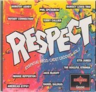 Rotary Connection, Phil Upchurch, Terry Callier, u.a - Respect - Essential Argo /Cadet Grooves Vol. 5