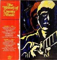 Roy Acuff, Cowboy Copas, Hank Williams Sr - The History Of Country Music Volume 2