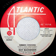 Roy Buchanan - Green Onions