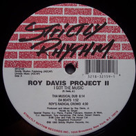 Roy Davis Jr. - I Got The Music