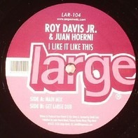 Roy Davis Jr. & Juan Hoerni - I Like It Like This