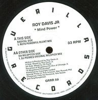 Roy Davis Jr. - Mind Power