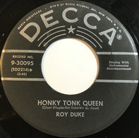 Roy Duke - Honky Tonk Queen