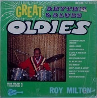 Roy Milton - Great Rhythm & Blues Oldies Volume 9 - Roy Milton