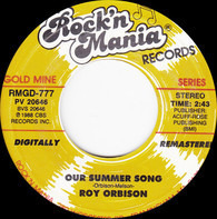 Roy Orbison - IT'S OVER