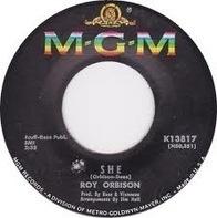 Roy Orbison - She