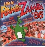 Rudi Ramba Und Seine Party Tiger - Life Is Ramba Zamba '86