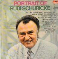Rudi Schuricke - Portrait Of Rudi Schuricke