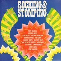 Rudy Grazell, Warren Smith, The Hawk, ... - Rocking & Stomping