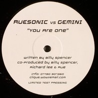 Ruesonic vs Gemini - You Are One