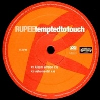 Rupee - tempted to touch