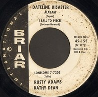 Rusty Adams , Kathy Dean - Dateline Disaster