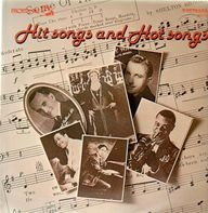 Ruth Etting, Duke Ellington, Al Jolson... - Hit songs and Hot songs